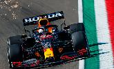VERSTAPPEN FINISHES FASTEST IN FP3 AT IMOLA