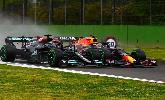 VERSTAPPEN WON A THRILLING WET-DRY IMOLA FORMULA 1 RACE