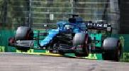 Alonso et le mal des débutants