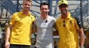 Pagenaud a failli faire un test en F1 avec Renault