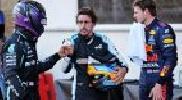 Alonso: «Hamilton n'a pas le charisme de Verstappen»