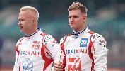 Schumacher devrait rester chez Haas, Mazepin aussi