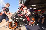 """MotoGP Test Misano J1 : Marc Márquez essaye le """"nouveau concept"""" Honda 2022"""