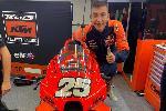 """MotoGP Test Misano J2 Lecuona dejà remplacé : """"ça me rend fou, je ne comprends pas et je dois l'accepter"""""""